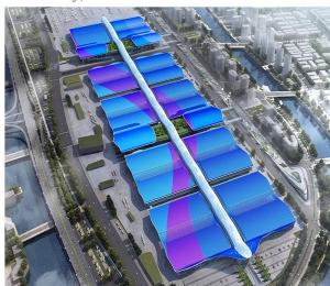 深圳国际会展中心标识系统规划设计