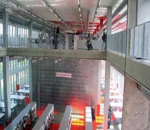 奥地利安德烈• 马尔罗图书馆丨国外标识欣赏